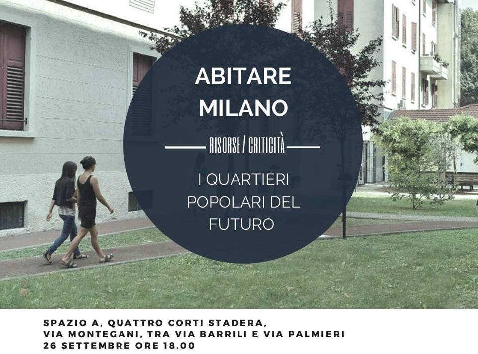 Abitare Milano 26 sett17